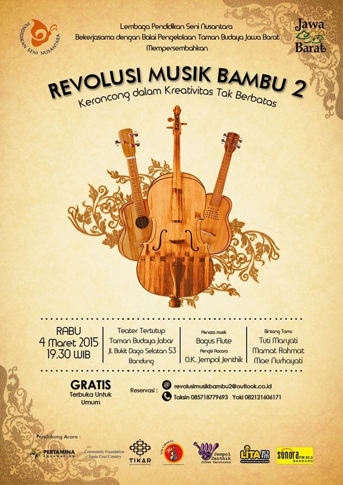 Revolusi Musik Bambu 2