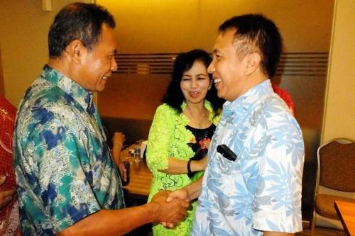 Ketua Hamkri Semarang