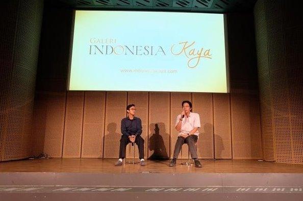 Film Dokumenter Gesang di Indonesia Kaya