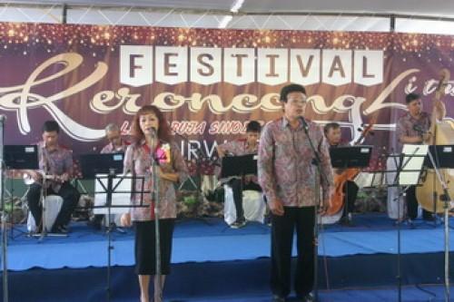 Festival keroncong liturgi